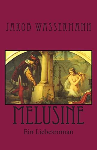 9781478110330: Melusine: Ein Liebesroman
