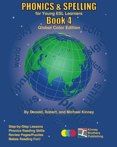 9781478115489: PHONICS & SPELLING, Book 4: Global Color Edition