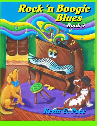 9781478117469: Rock 'n Boogie Blues Book 3: Piano Solos book 3