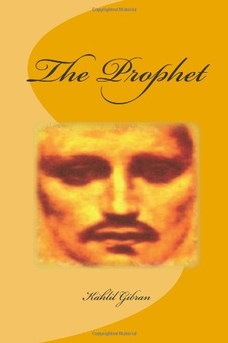 The Prophet (1478117532) by Kahlil Gibran
