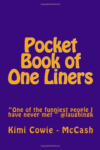 9781478123231: Pocket Book of One Liners (Volume 1)
