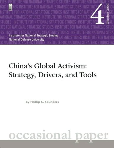 9781478130536: China's Global Activism: Strategy, Drivers, and Tools