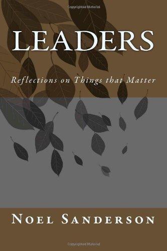 9781478161028: Leaders