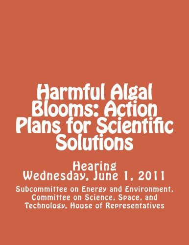 9781478165798: Harmful Algal Blooms: Action Plans for Scientific Solutions
