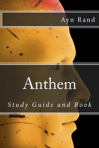 9781478173946: Anthem: Study Guide and Book