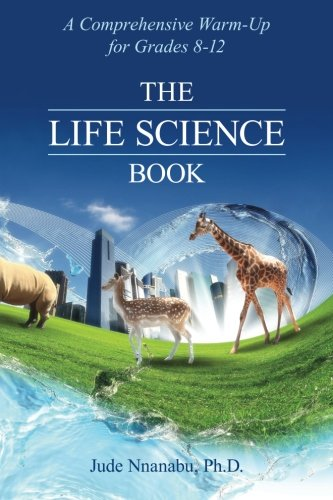 9781478177067: The Life Science Book: Comprehensive Warmup, Grades 8th-12th
