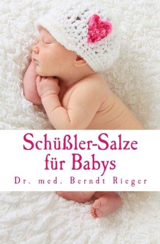 9781478188780: Schüßler-Salze für Babys