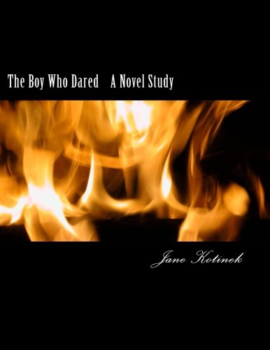 9781478201502: The Boy Who Dared A Novel Study