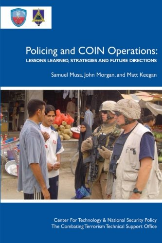 9781478216322: Policing and Coin Operations: Lessons Learned, Strategies, and Future Directions