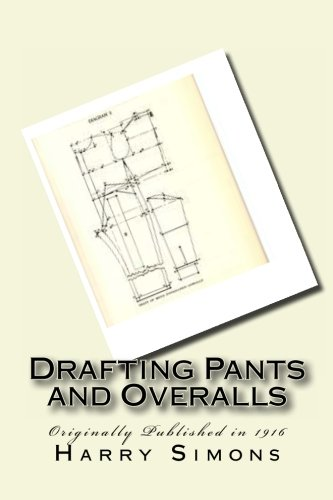9781478216797: Drafting Pants and Overalls