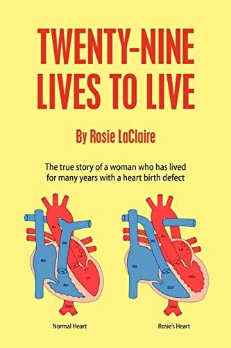 9781478217688: Twenty-Nine Lives to Live