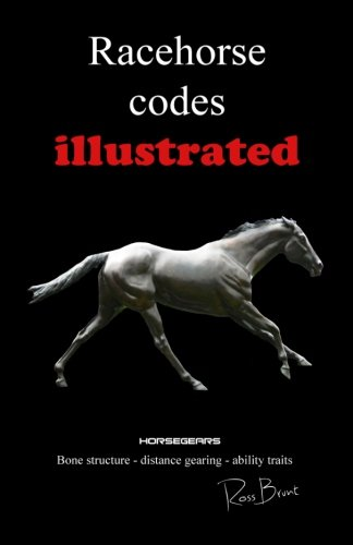9781478220428: Racehorse Codes Illustrated: Scientific Levering and Nature. Conformation, distance gearing, traits