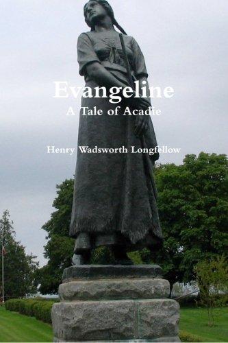 9781478220909: Evangeline: A Tale of Acadie