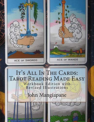 9781478238577: It's All In The Cards: Tarot Reading Made Easy: Workbook Edition