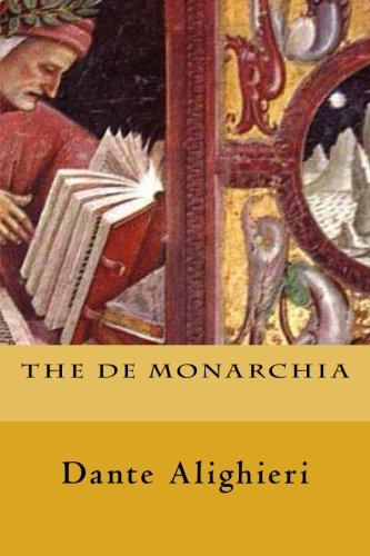 9781478240297: The De Monarchia
