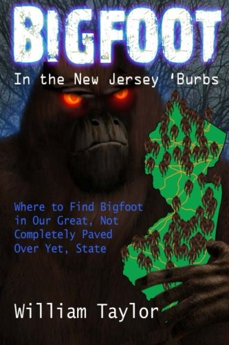 9781478241553: Bigfoot in the New Jersey 'Burbs