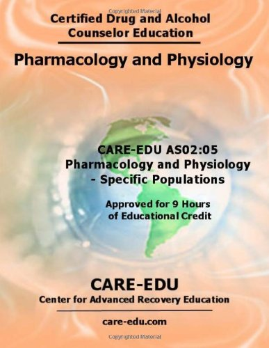 9781478243403: CARE-EDU AS02:05 Pharmacology and Physiology - Specific Populations