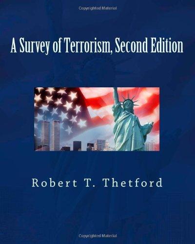 9781478244738: A Survey of Terrorism, Second Edition