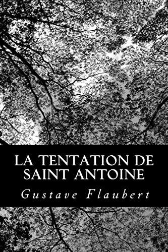 9781478248729: La Tentation de saint Antoine (French Edition)