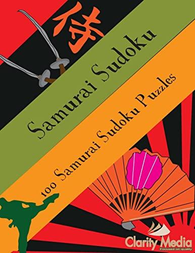 9781478259428: Samurai Sudoku: 100 samurai sudoku puzzles