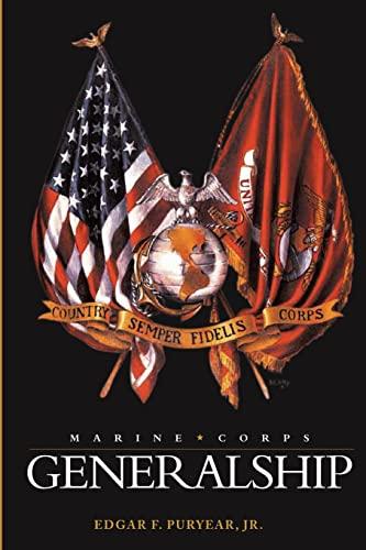 9781478267423: Marine Corps Generalships