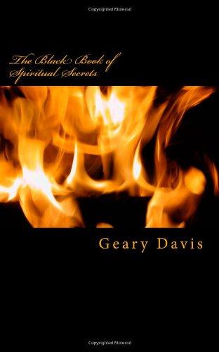 9781478270492: The Black Book of Spiritual Secrets