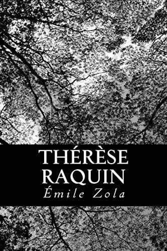 9781478279006: Thérèse Raquin (French Edition)