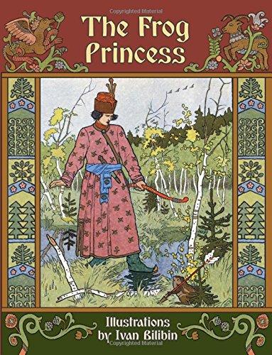 The Frog Princess: Alexander Afanasyev