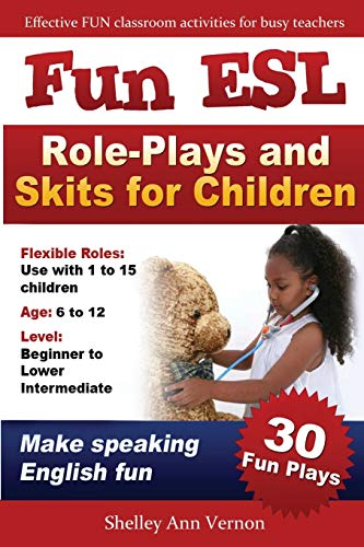 9781478289814: Fun ESL Role-Plays and Skits for Children