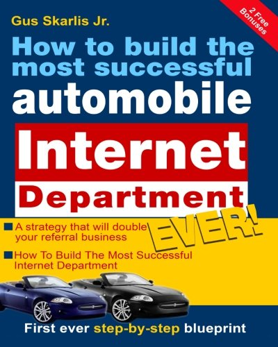 9781478291428: How To Build An Internet Department