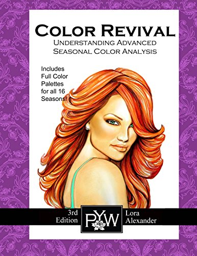 9781478300601: Color Revival 3rd Edition: Undestanding Advanced Seasonal Color Analysis Theory