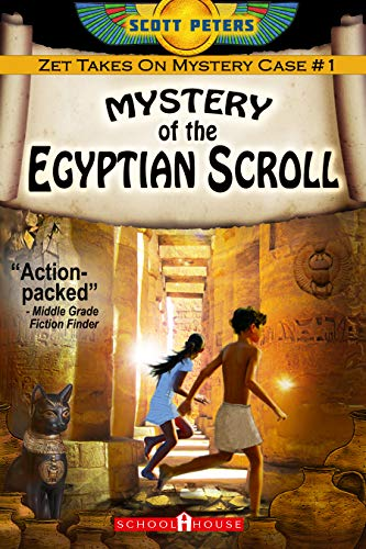 9781478305705: Mystery of the Egyptian Scroll (Kid Detective Zet)