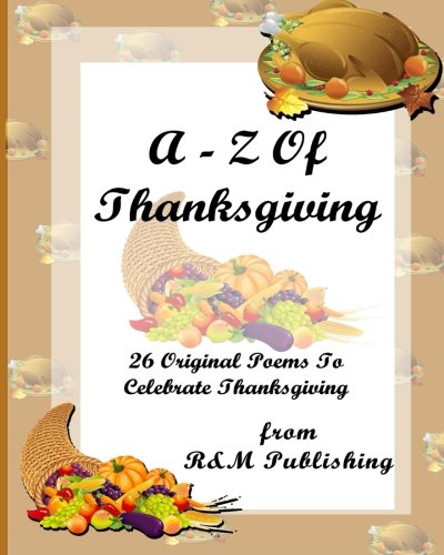A-Z Of Thanksgiving (Paperback): R & M