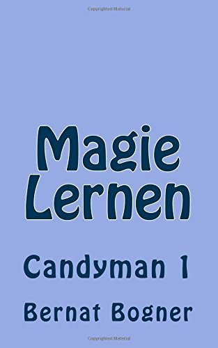 9781478309000: Magie Lernen: Candyman (German Edition)