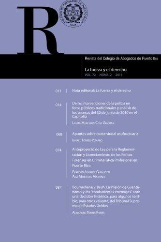 Revista del Colegio de Abogados de Puerto: Carlos C Gil