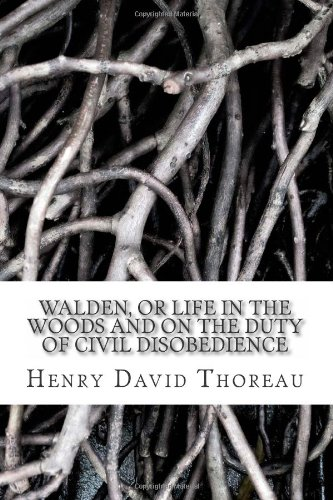 9781478313076: Walden, or Life in the Woods and On the Duty of Civil Disobedience