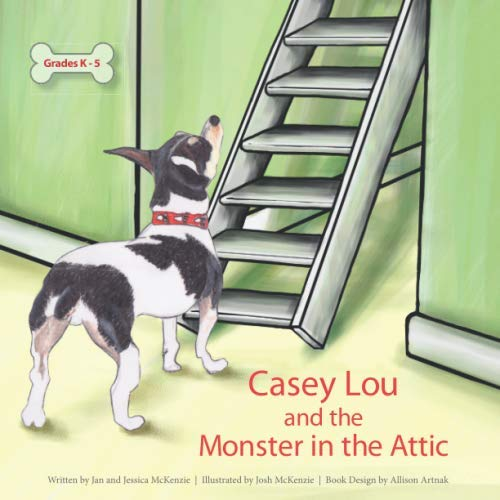 9781478314622: Casey Lou and the Monster in the Attic