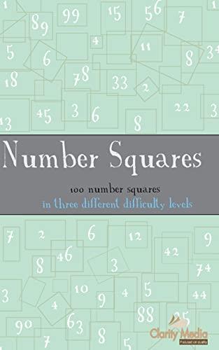 9781478340706: Number Squares