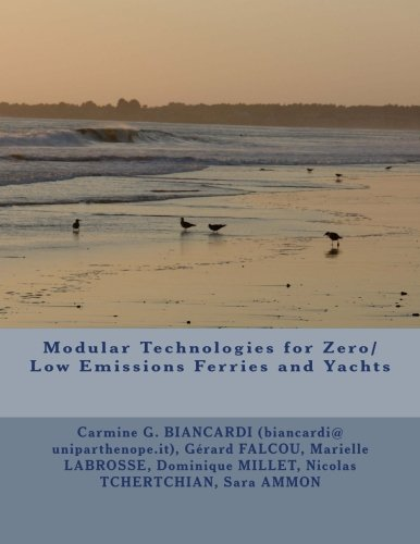 9781478341017: Modular Technologies for Zero/Low Emissions Ferries and Yachts