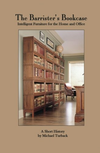 9781478341345: The Barrister's Bookcase: Intelligent Furniture for the Home and Office