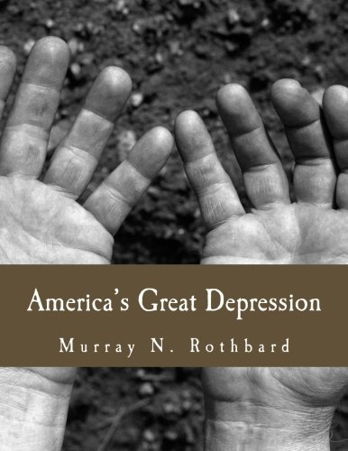 9781478344117: America's Great Depression (Large Print Edition)