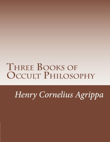 9781478344346: 1: Three Books of Occult Philosophy