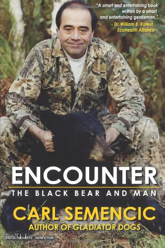 9781478345220: Encounter: The Black Bear and Man