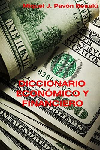 9781478360506: Diccionario económico y financiero