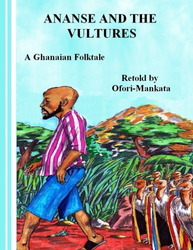 9781478364238: Ananse and the Vultures