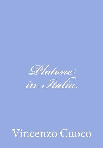 9781478366560: Platone in Italia (Italian Edition)