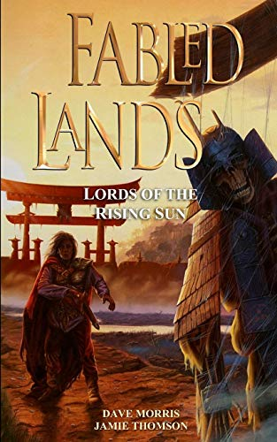 9781478377108: Fabled Lands : Lords of the Rising Sun