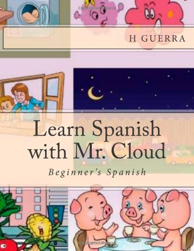 9781478377689: Learn Spanish with Mr. Cloud: Beginner's Spanish