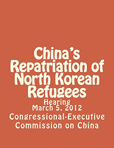 9781478380658: China's Repatriation of North Korean Refugees