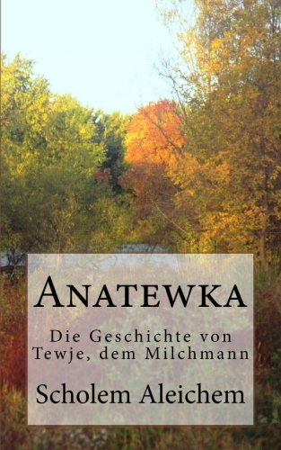 9781478388333: Anatewka (German Edition)
